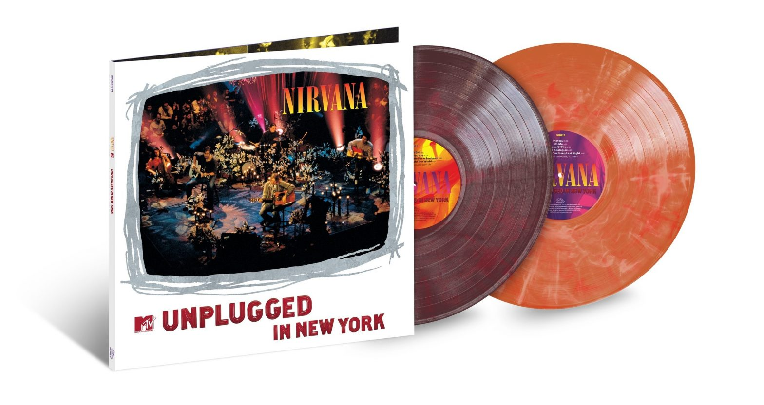 UMe Nirvana Unplugged Vinyl