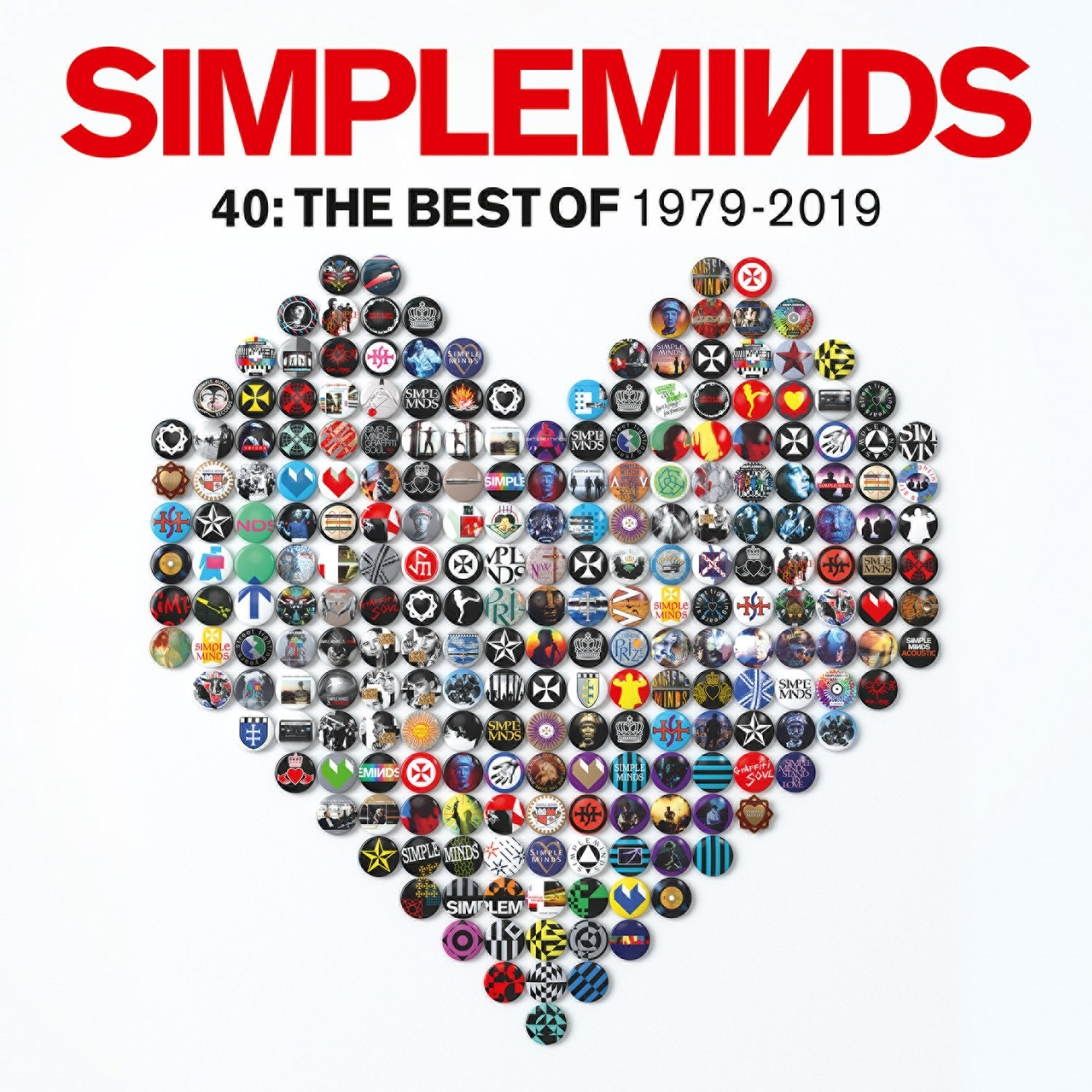 UMe Simple Minds 40