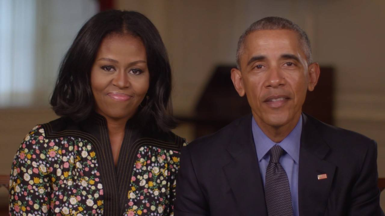 Barack And Michelle Obama Break Their Silence After Their Documentary Is Nominated For An Oscar