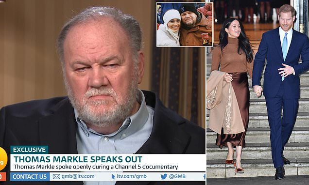 ythomas markle embarassed