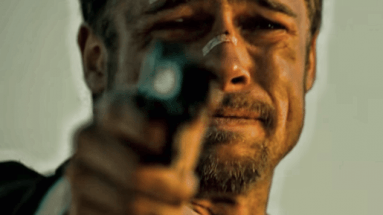 "Brad Pitt Recalls Premiere Audience's Reaction to the Ending of 'Se7en'; ""What the F Did We Do?"""