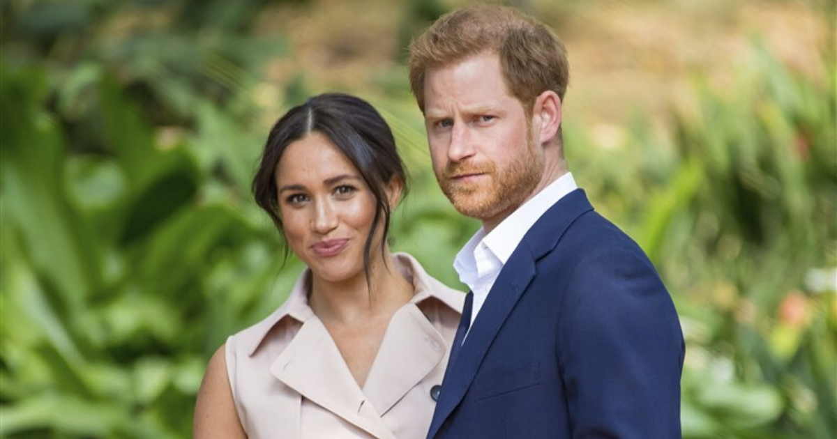 """Prince Harry Says He's Leaving The Royals To """"Protect His Family"""""""
