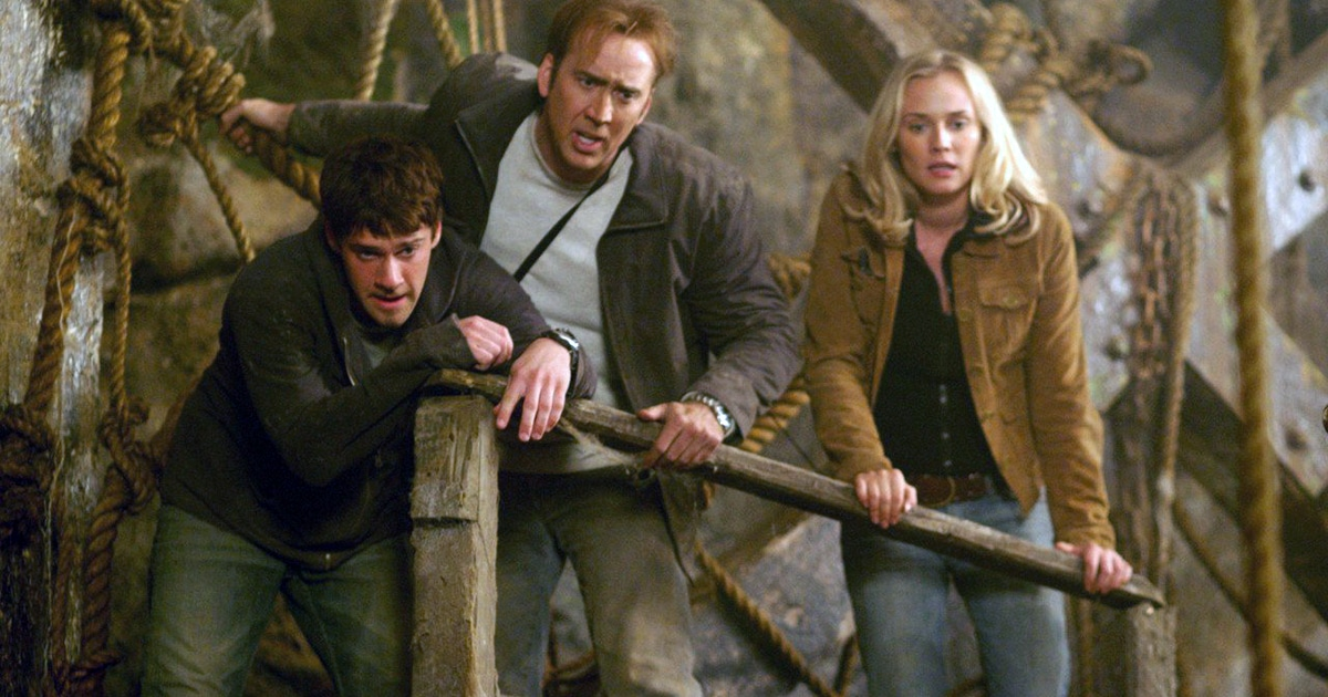 'National Treasure 3' Is Reportedly In The Works, Thanks To Disney