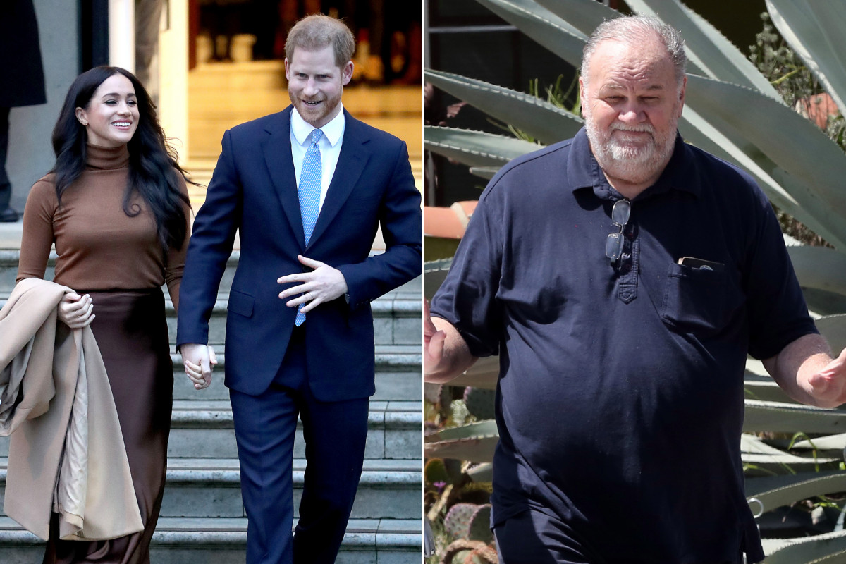 thomas markle,prince harry,duel