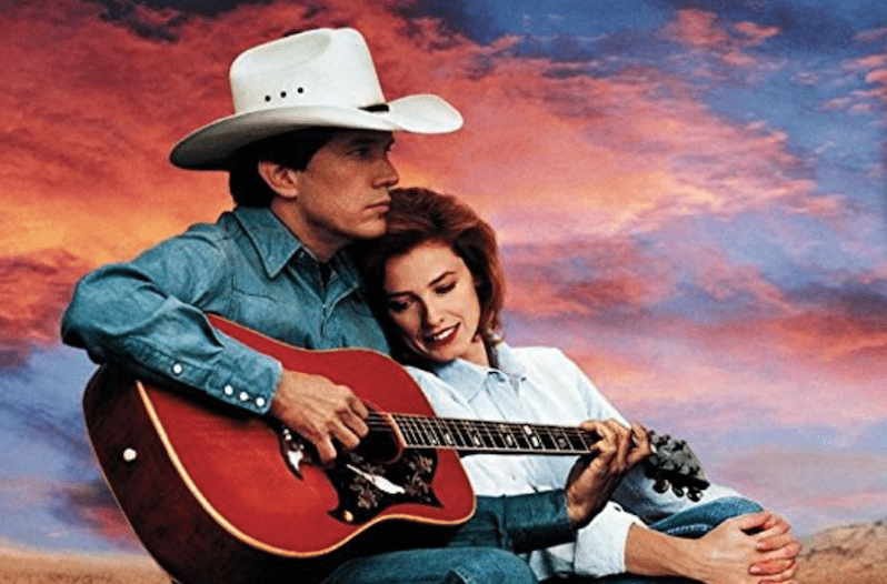 george strait,pure country