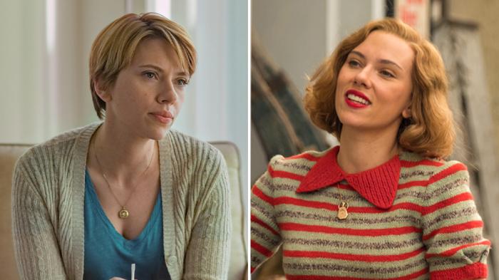 Scarlett Johansson's Two Oscar Nominations Puts Her in Elite Club – Variety