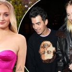 sophie turner,joe jonas