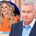 Eamonn Holmes leads celebrities paying tribute to Caroline Flack