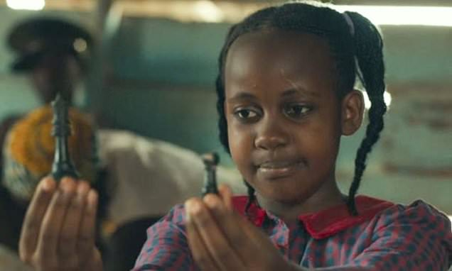 Disney Queen of Katwe star Nikita Pearl Waligwa dies aged 15 after being diagnosed with brain tumour | Daily Mail Online