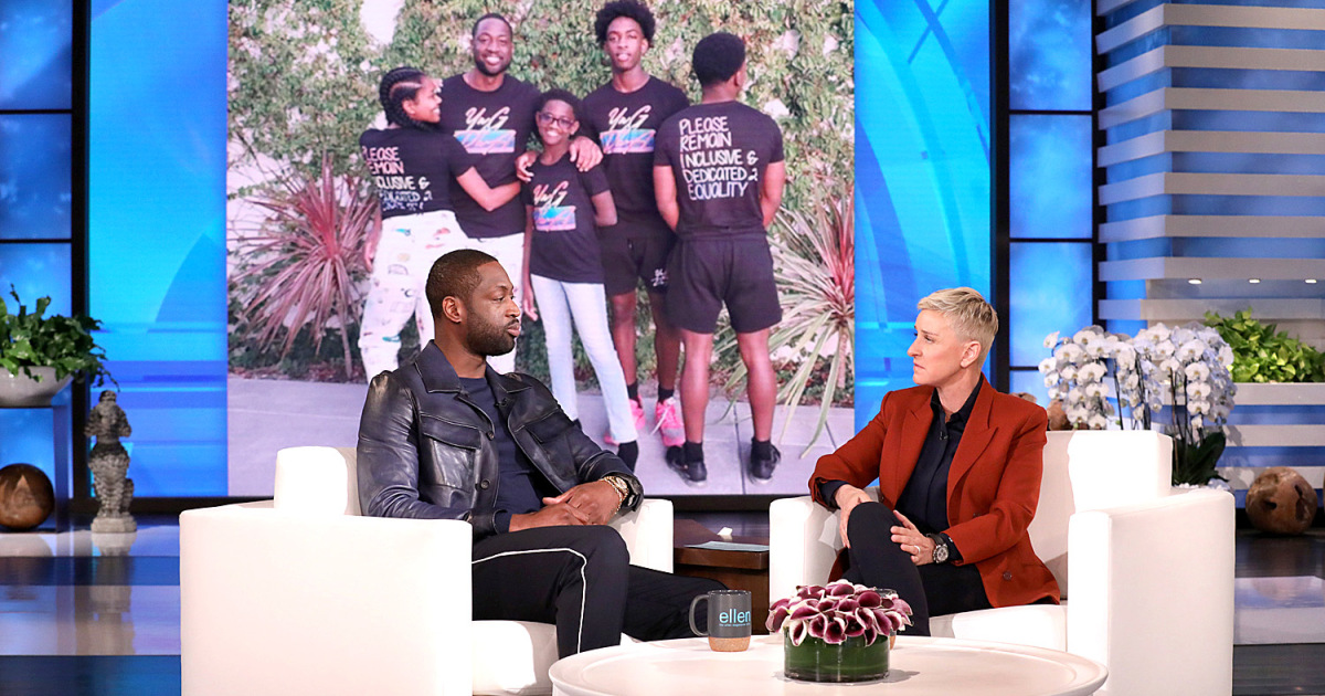 Dwyane Wade Wants to Give His 12-Year-Old Child Zaya 'the Best Opportunity to Be Her Best Self'