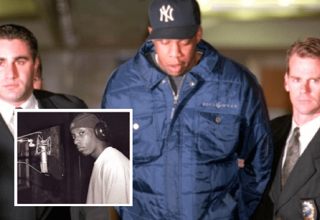 Jay-Z Arrested For The Murder of Rapper Big L Back in 1999