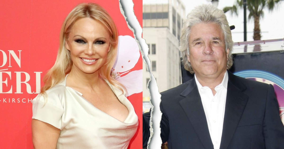 Pamela Anderson and Jon Peters Split Less Than Two Weeks After Wedding