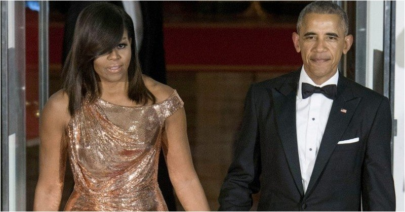 Barack & Michelle , Win Big At Oscars, Then Get Torched As 'Liars & Hypocrites'