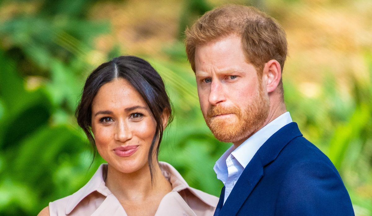 Meghan and Harry 'furious her dad Thomas Markle has dragged her mum Doria into feud'  |  Entertainment Daily