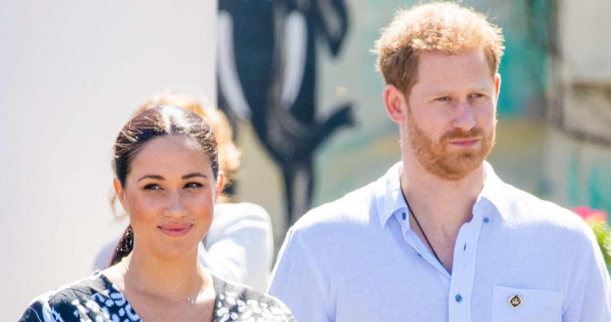 Meghan reveals her demands for Valentine's Day and Prince Harry will have to be on his game  |  Entertainment Daily