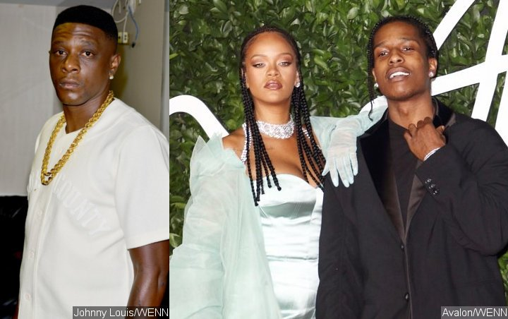 Boosie Badazz Desperately Sells Himself to Rihanna Despite A$AP Rocky Dating Rumors