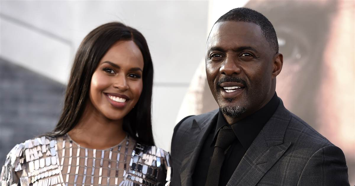 Idris Elba's wife tests positive for coronavirus, tells Oprah why she stayed with him