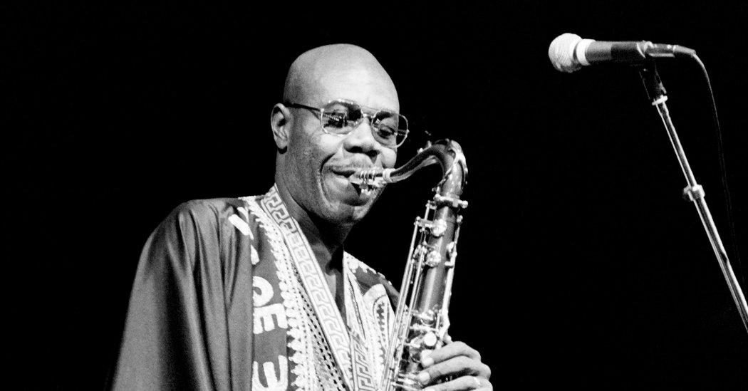 Manu Dibango, Soulful Ambassador of African Music, Dies at 86 – The New York Times