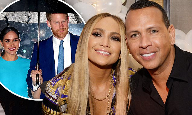 Alex Rodriguez does not deny that he and JLo had a double date with Prince Harry and Meghan Markle | Daily Mail Online