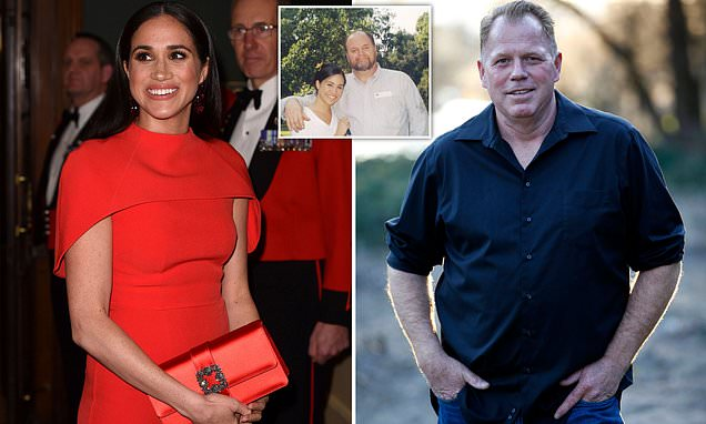 Meghan Markle's estranged brother urges her to 'get off her high horse' and let her dad meet Archie | Daily Mail Online