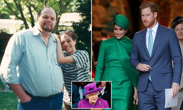 Thomas Markle claims Prince Harry and Meghan Markle should support the Queen | Daily Mail Online
