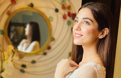 "Maya Ali says ""We will shake hands very soon"" – Pakistan Showbiz"
