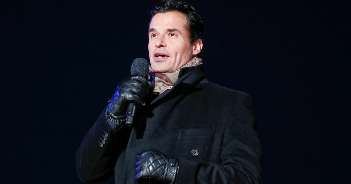 Actor Antonio Sabato Jr. Claims Supporting Donald Trump Ended His Career in Hollywood