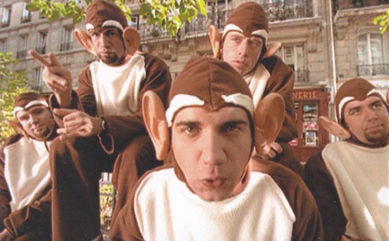 Bloodhound Gang Announces Hooray For Boobies 20th Anniversary Reissue