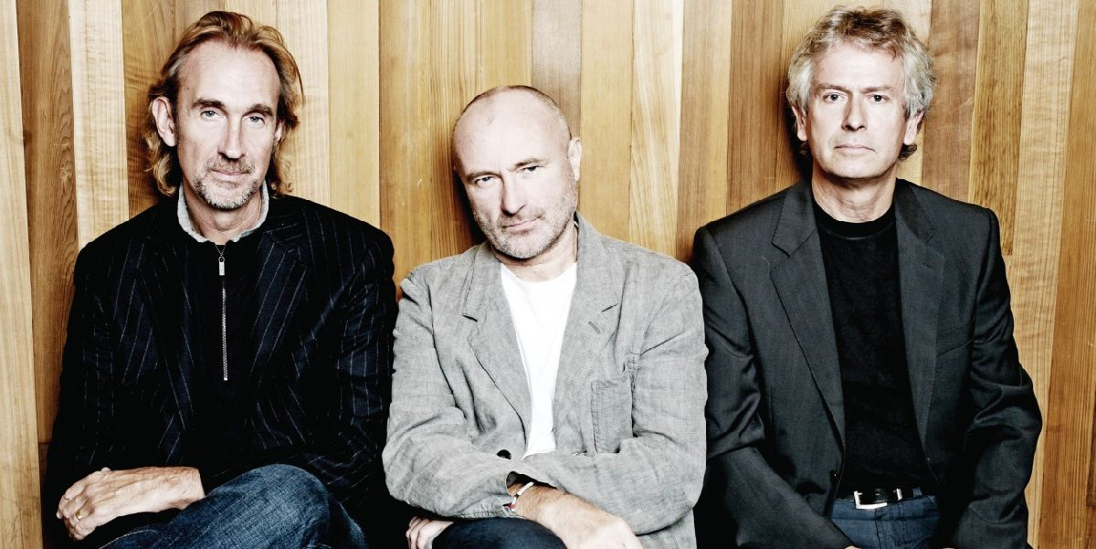 Genesis Reunite for First Tour Dates in 13 Years