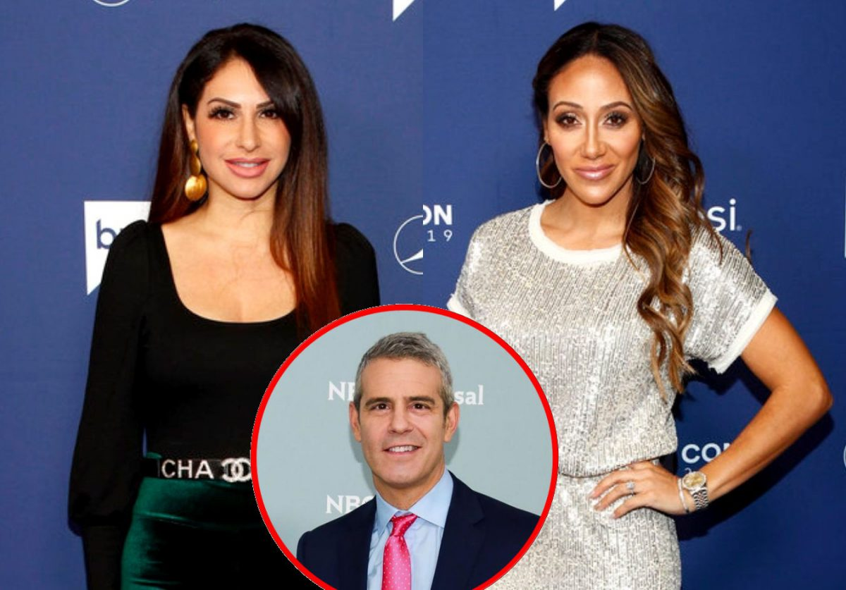 RHONJ Star Jennifer Aydin Reveals What Bravo Cut Out of the Reunion