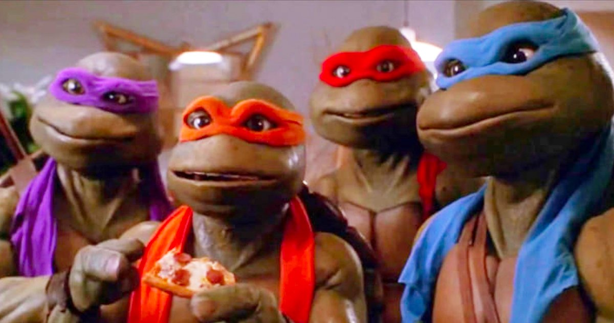 30 Years! Teenage Mutant Ninja Turtles Creator Wants to Stream the Original Movie with You on Monday