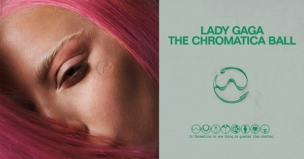 **PRESS RELEASE**LADY GAGA presents THE CHROMATICA BALL