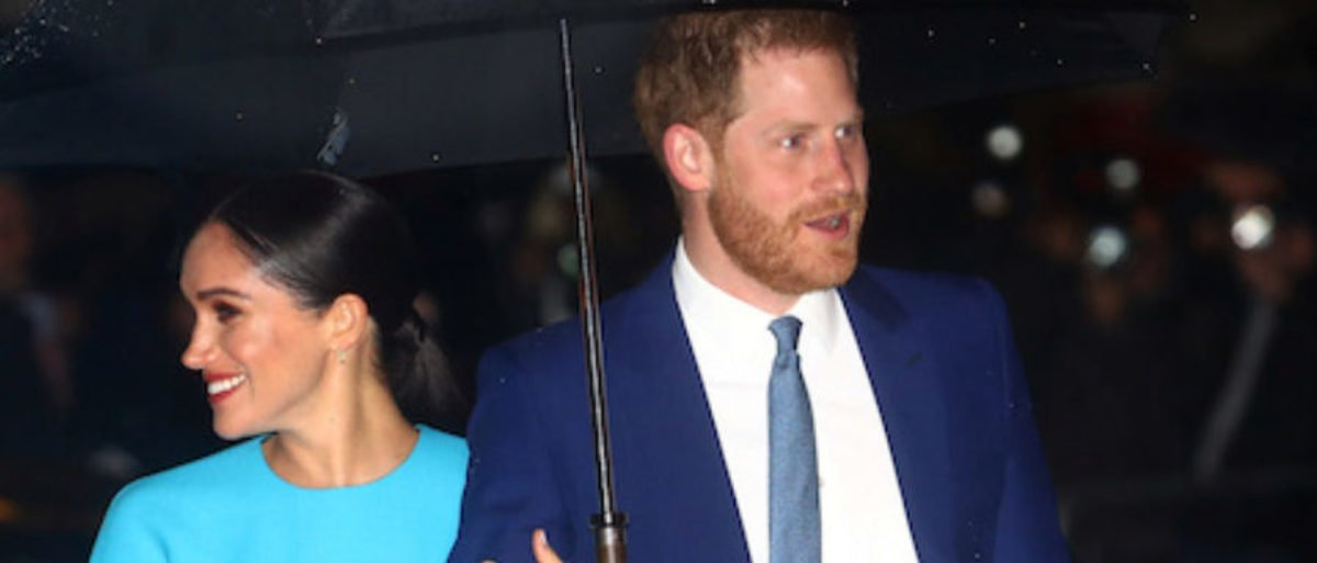 Report: Meghan Markle And Prince Harry Leave Canada And Move To LA | The Daily Caller