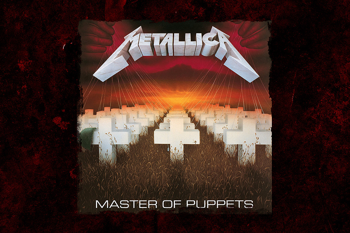 34 Years Ago: Metallica Unleash 'Master of Puppets'