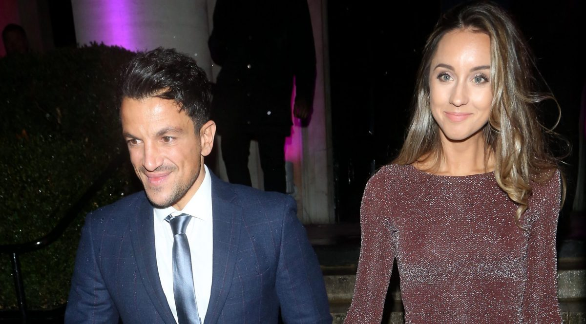 Peter Andre admits he and wife Emily might move to Australia  |  Entertainment Daily