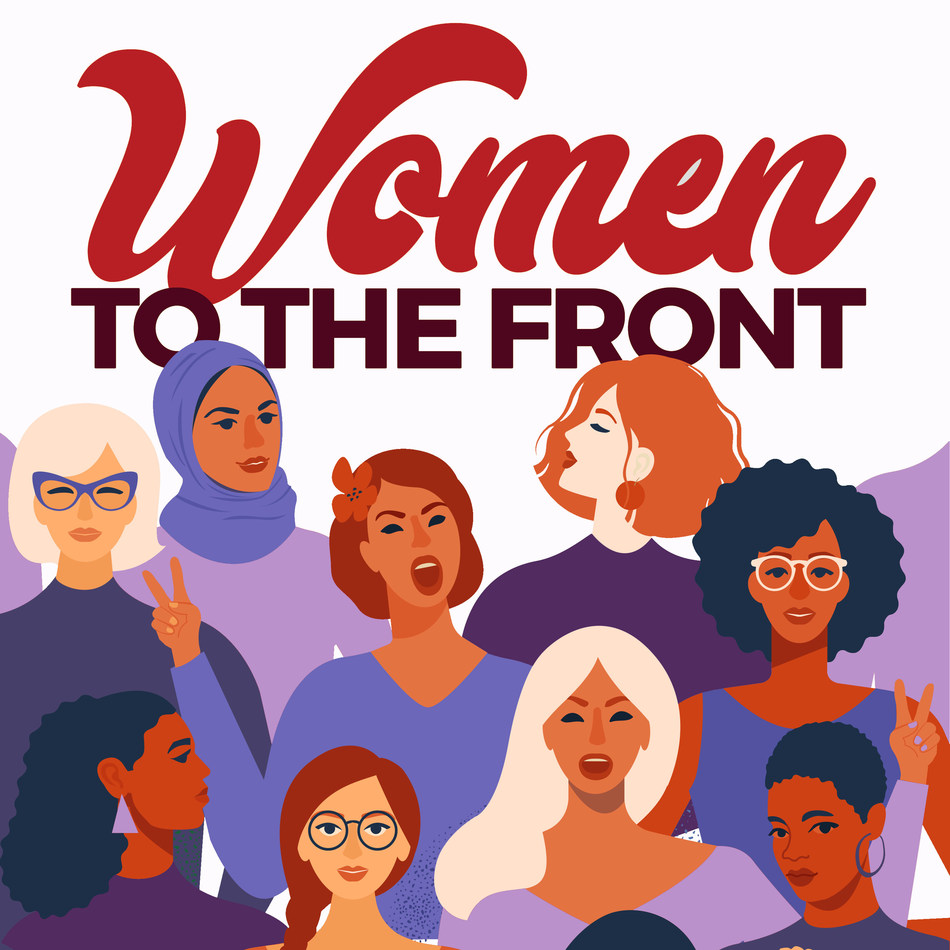 **PRESS RELEASE**Women To The Front Music Hub Launches In Recognition Of International Women's Day On March 8