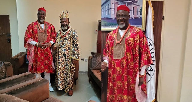 Actor, Singer and Senator : Nigerians react as Dino Melaye lands his first movie role in Nollywood – YabaLeftOnline