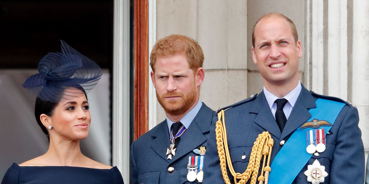 Prince Harry and Prince William in Touch Amid Coronavirus Crisis