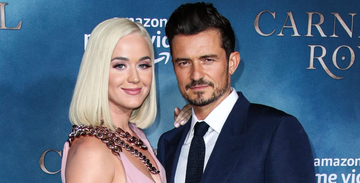 Katy Perry announces she's expecting her first child with fiancé Orlando Bloom  |  Entertainment Daily