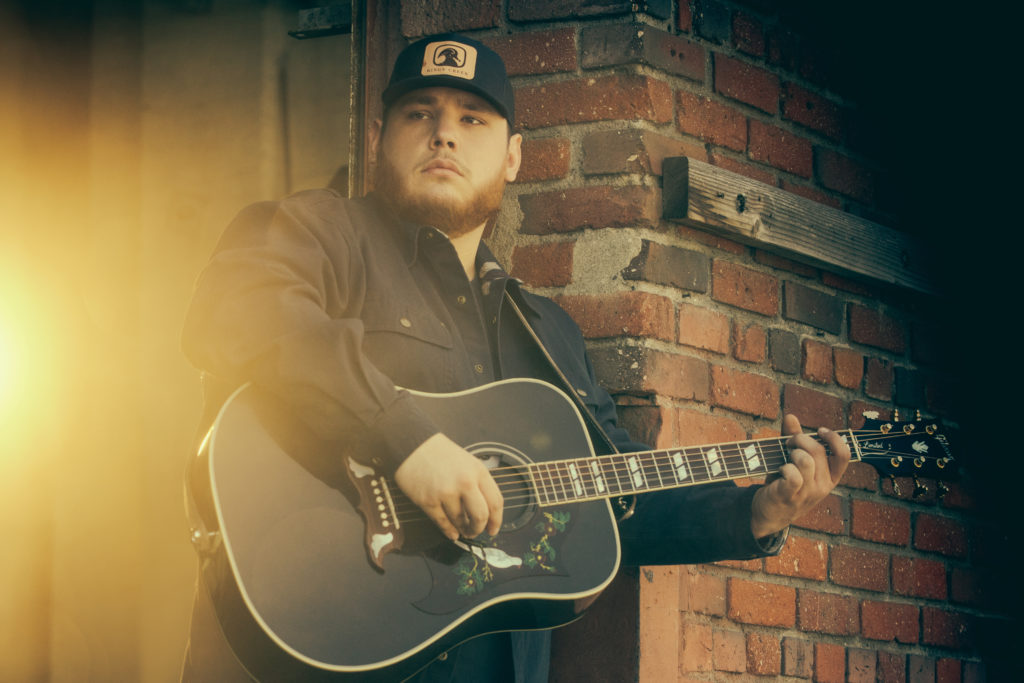 Luke Combs coming to New Orleans in September