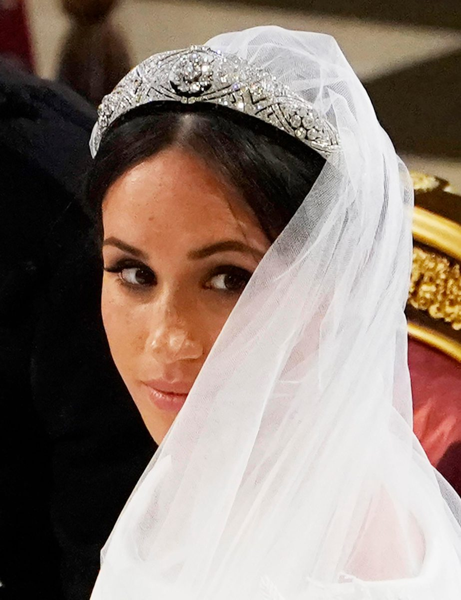 Did Meghan Markle Have a Plan All Along? – Chart Attack