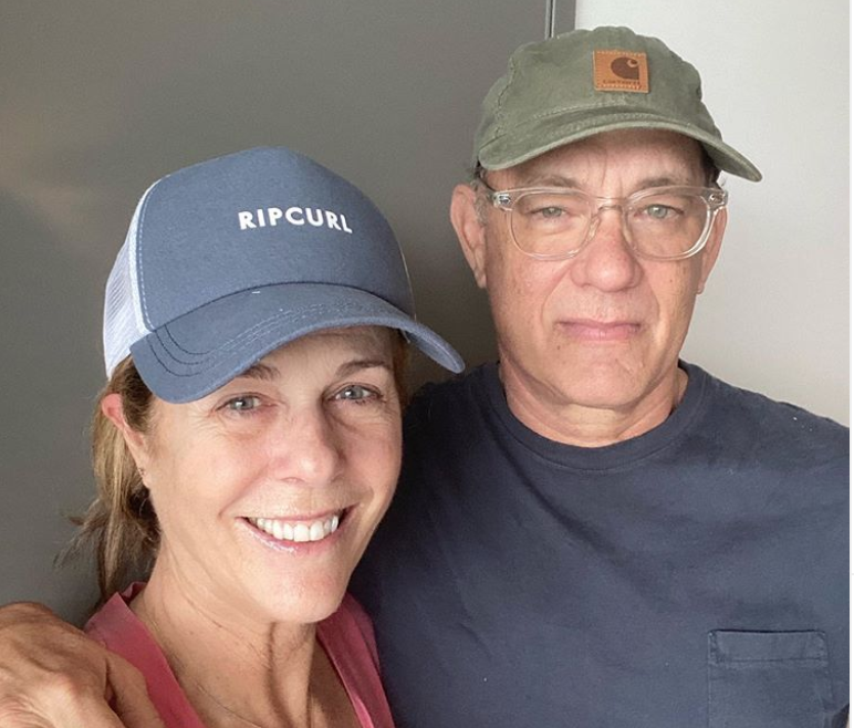 Coronavirus: Tom Hanks shares update on health following diagnosis   The Independent