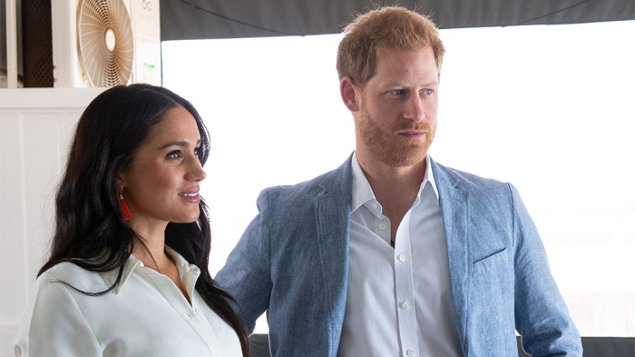 President Trump Says Prince Harry, Meghan Markle Must Pay for Security – Variety