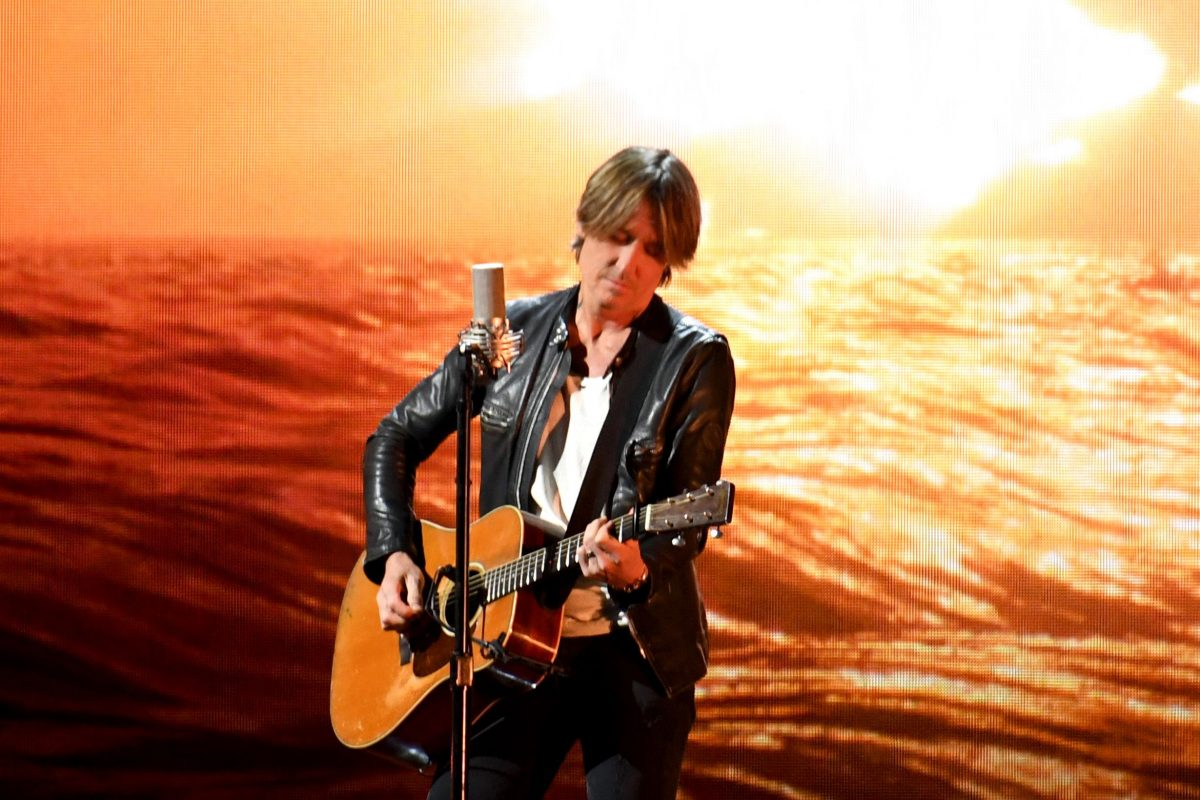 Watch Keith Urban Livestream Concert From His Basement – Rolling Stone