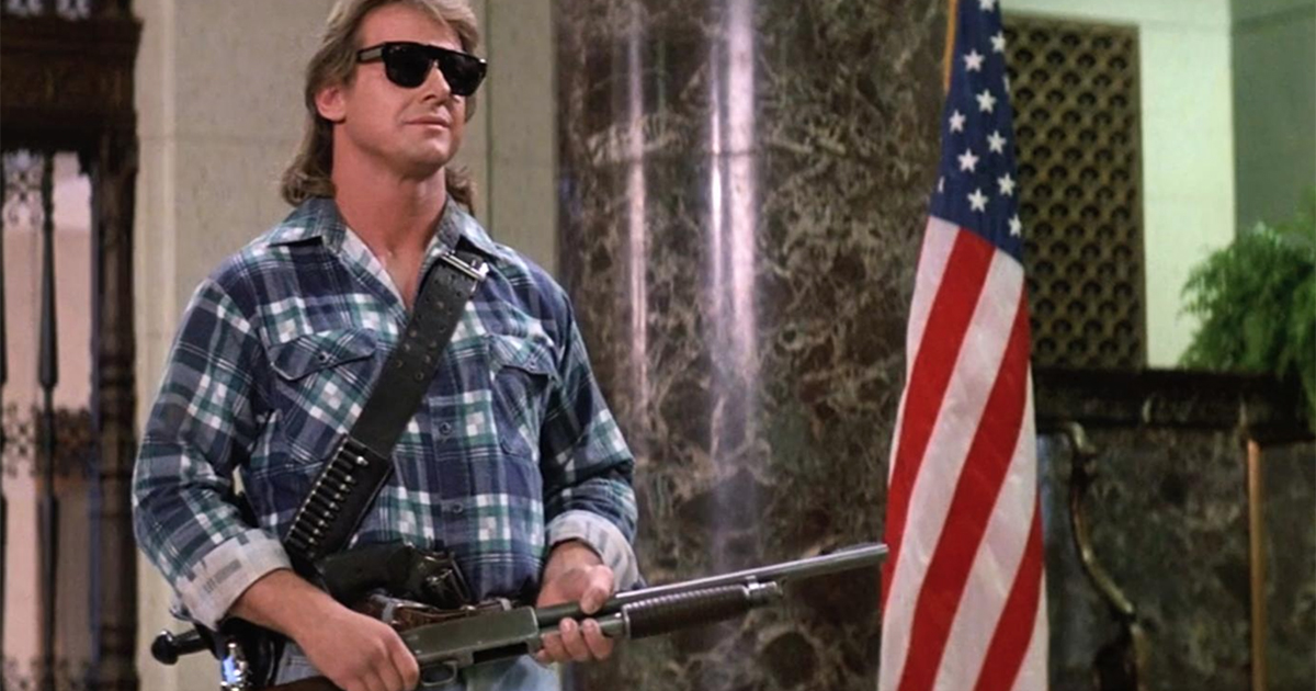 "John Carpenter Announces Release Dates for ""They Live"" Sequels ""They Laugh"" and ""They Love"""