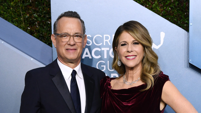 Tom Hanks, Rita Wilson Test Positive for Coronavirus – Variety