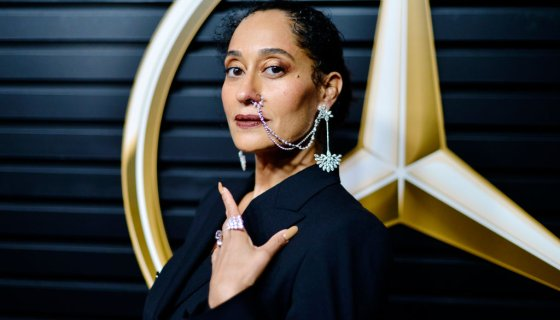 Tracee Ellis Ross Lets Us In On Her Hair Conditioning Hack | HelloBeautiful