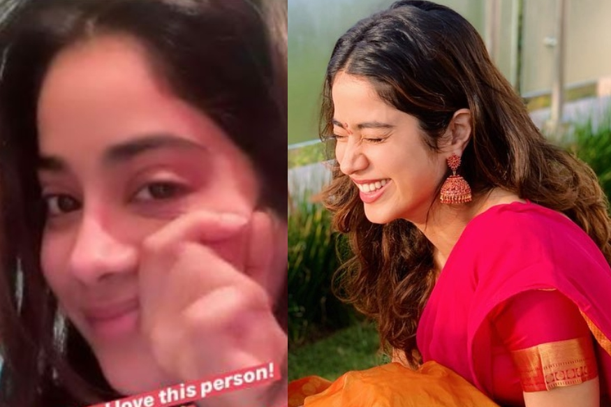 Janhvi Kapoor Thinks She's Got Chubby, Video Calls Her Fitness Trainer for Help – News18