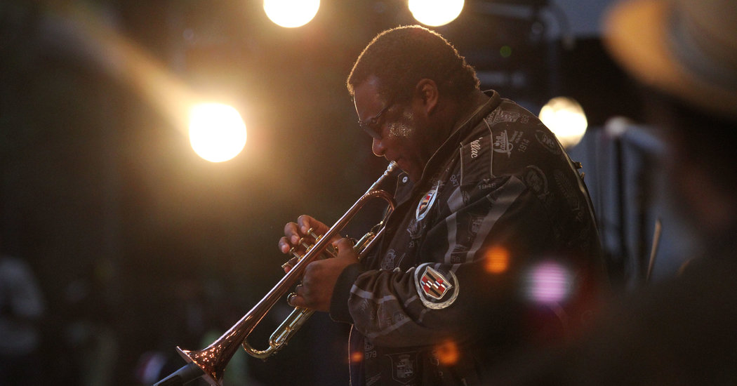 Wallace Roney, Jazz Trumpet Virtuoso, Is Dead at 59 – The New York Times