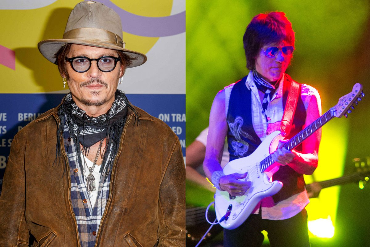 Johnny Depp, Jeff Beck Unveil Cover of John Lennon's 'Isolation' – Rolling Stone
